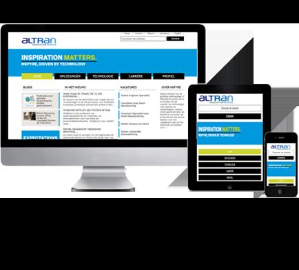 Lanceer en beheer uw sociale en interactieve website